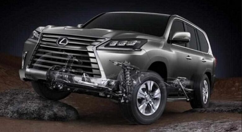 What Are the Changes on the 2020 Lexus LX 570 and When Will It Arrive?