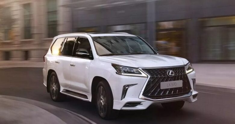 What Are the Changes on the 2020 Lexus LX 570 and When ...