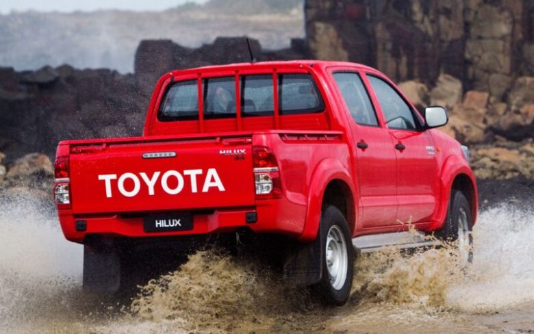 2019/2020 Toyota Hilux USA - No, it's not new Tacoma - DemotiX