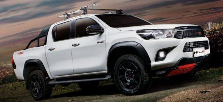 2019/2020 Toyota Hilux USA - No, it's not new Tacoma - DemotiX