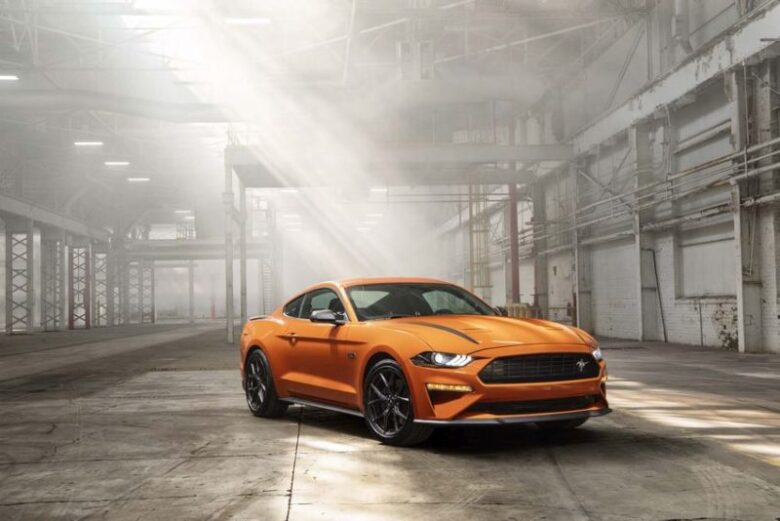 2020 Ford Mustang Body Styles Platform And Powertrain