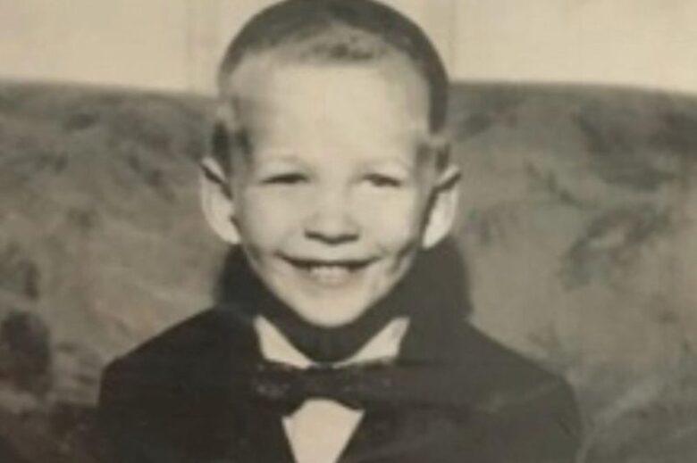 Alec Baldwin as a kid