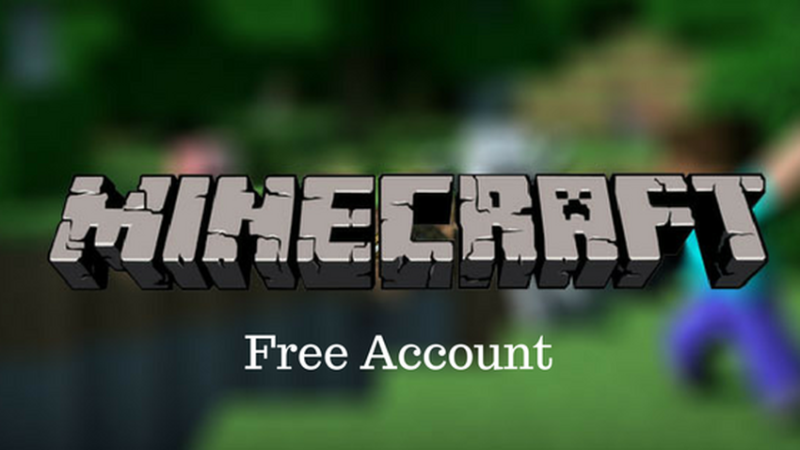Free-Minecraft-Account