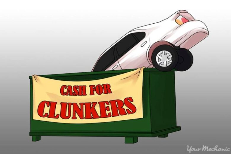 How To Get Cash For Your Junk Car