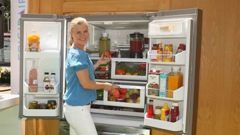 The Electric Refrigerator