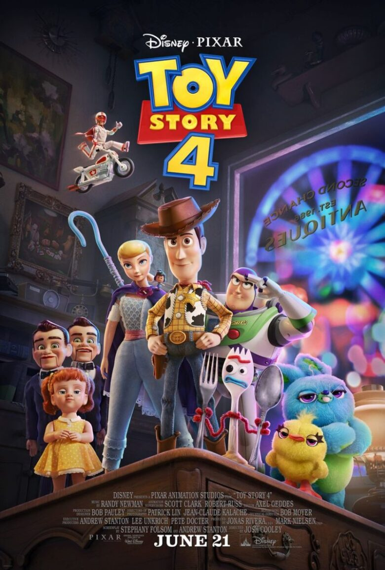 Toy Story 4 Trailer �...