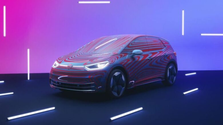 VW ID.3 Electric Hatchback