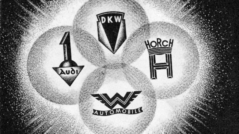 four-ring logo