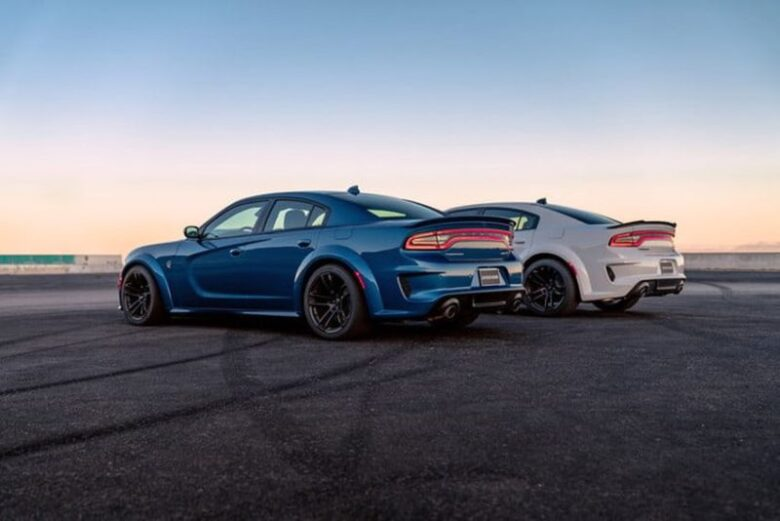 2020 Dodge Charger Srt Hellcat The Most Powerful And
