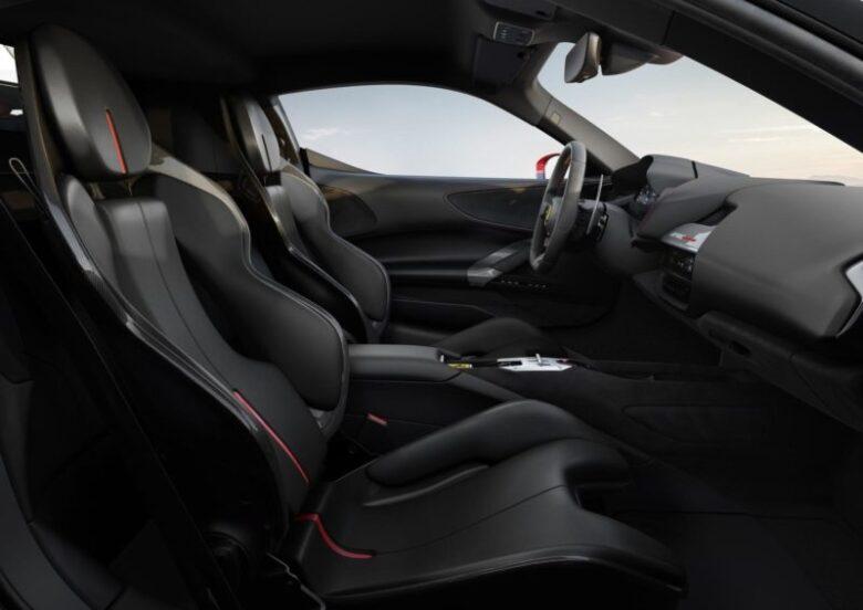 2021 Ferrari SF90 Stradale Interior