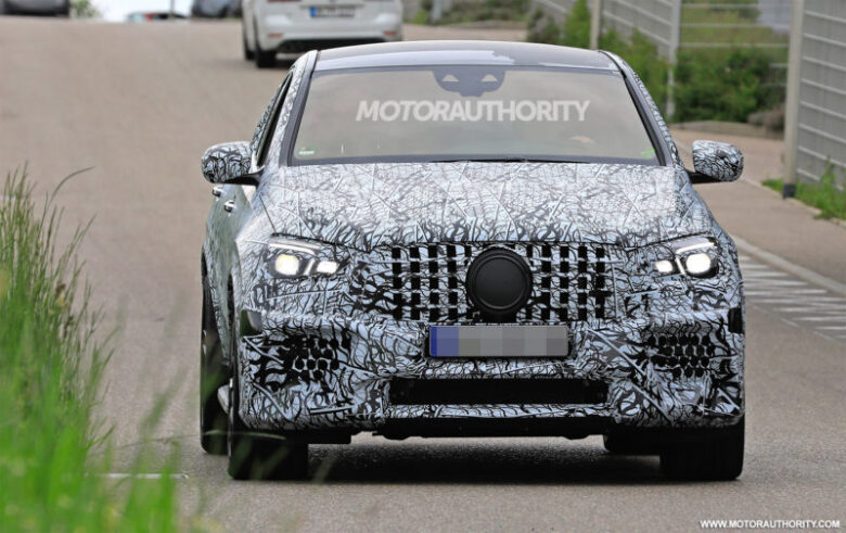 2021 Mercedes-AMG GLE63 Coupe