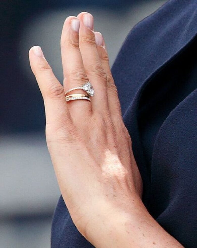 Meghan Markle Has Made Changes To Her Engagement Ring