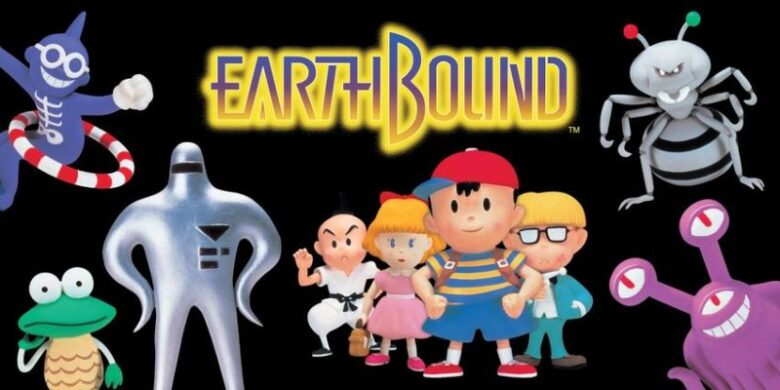 Video Game EarthBound Was Pitched for the GameCube - DemotiX