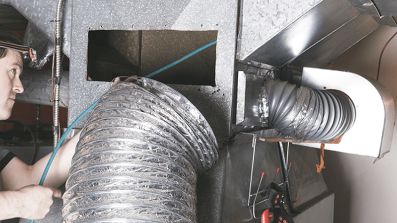 Proper Duct Cleaning Methods