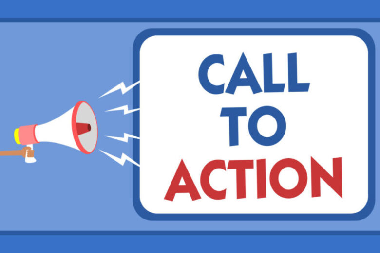 Call To Action.