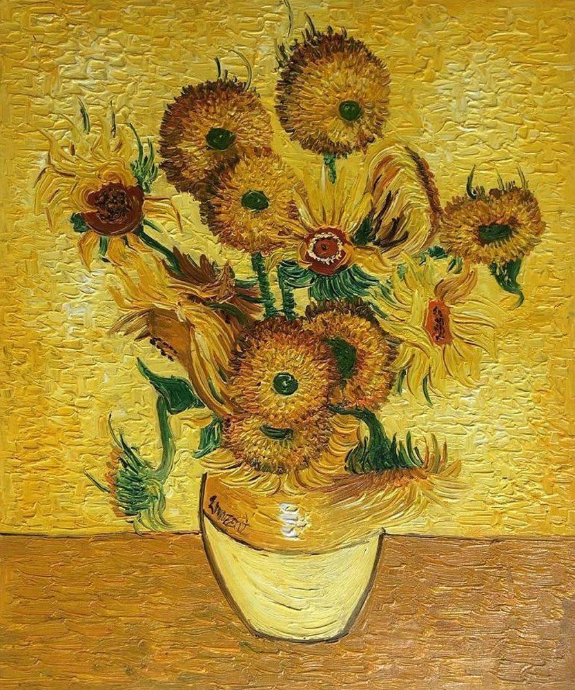 Vincent Van Gogh's Most Famous Paintings