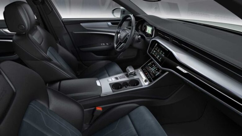 2020 Audi A6 Allroad Interior