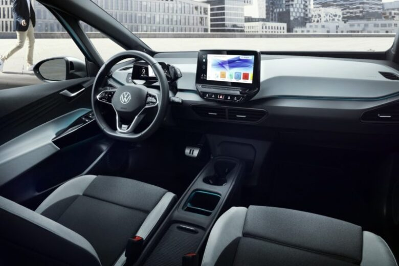 2020 Volkswagen ID.3 Interior