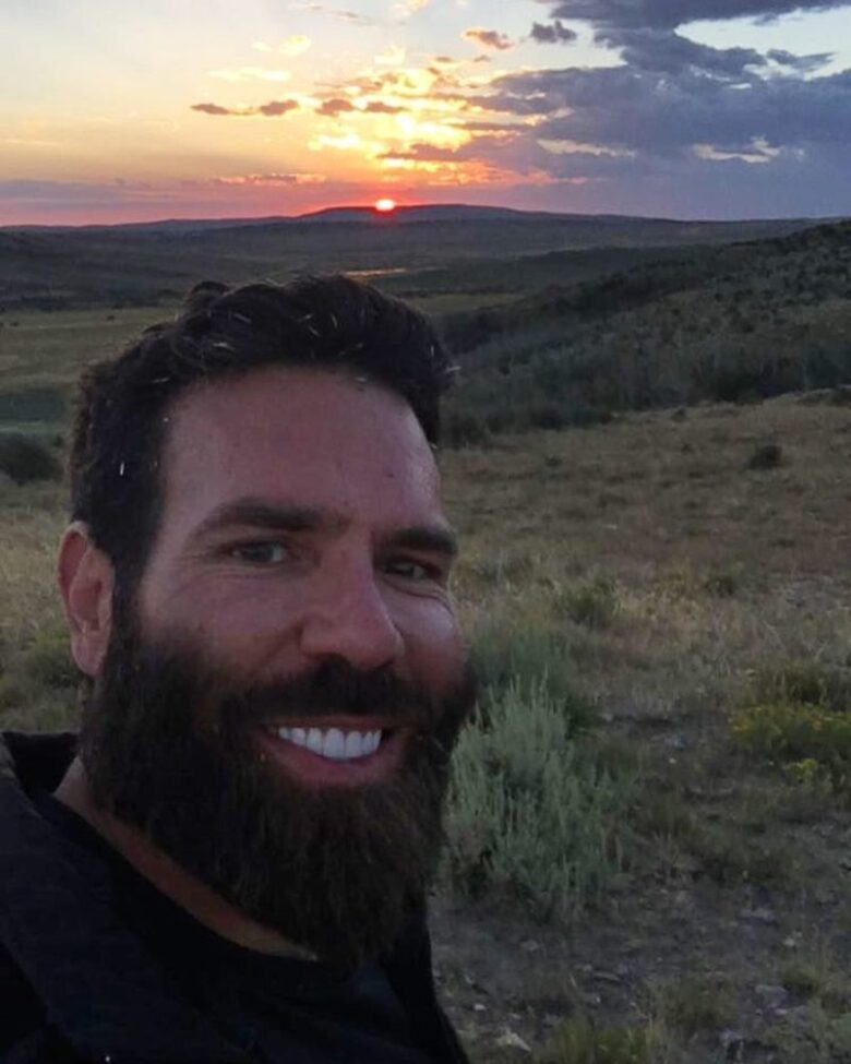 Dan Bilzerian Is Ready to Take Over the White House
