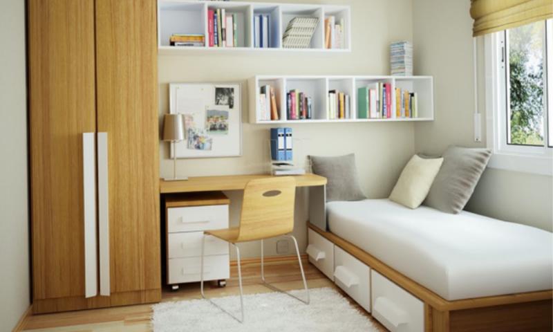 4 Bedroom Hacks to Maximize Storage Options Inside A Bedroom