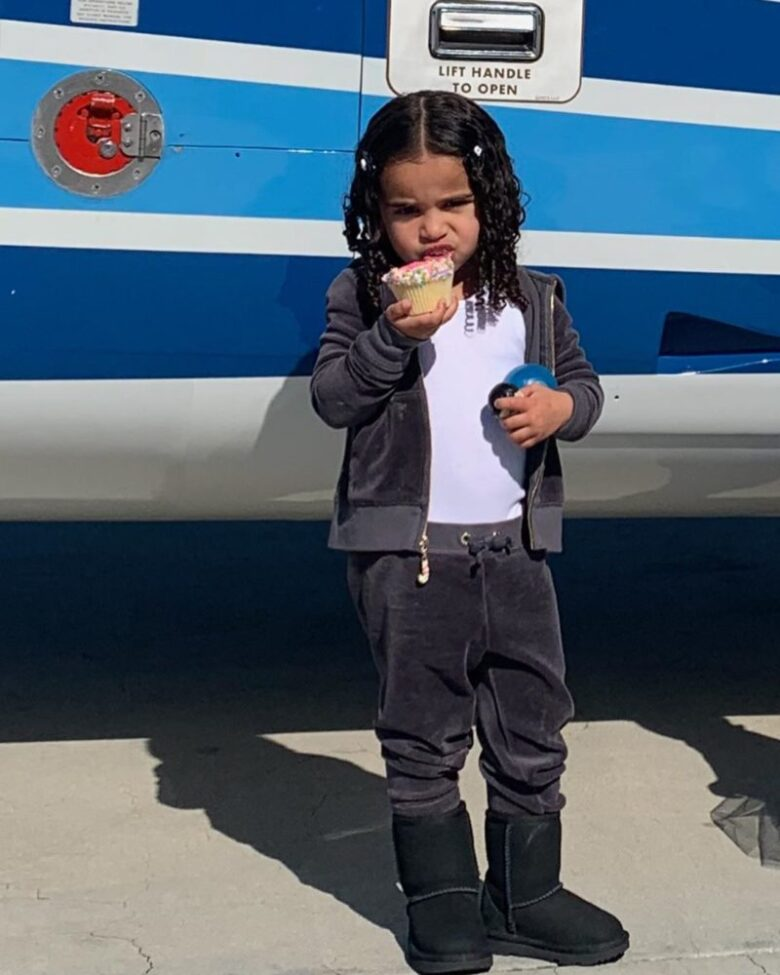 Kylie Jenner Had a Wonderful Present for Her Niece's Birthday