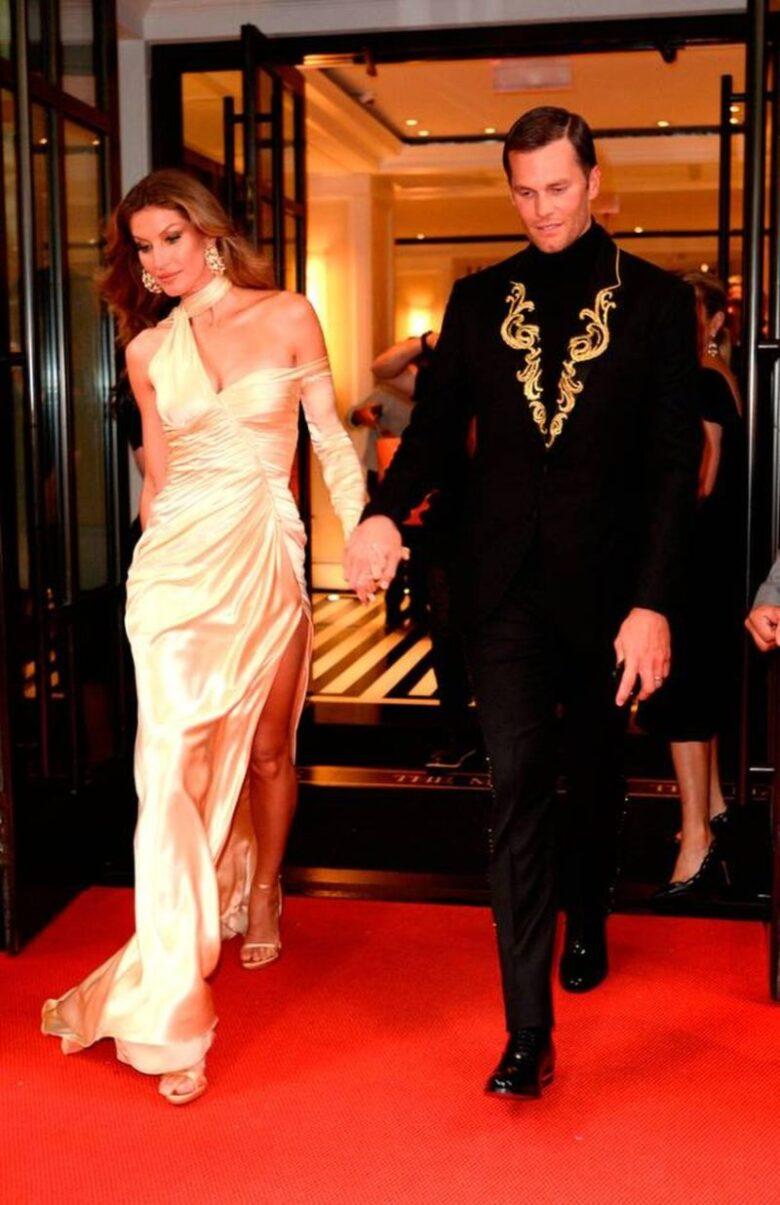 Tom Brady's Marriage