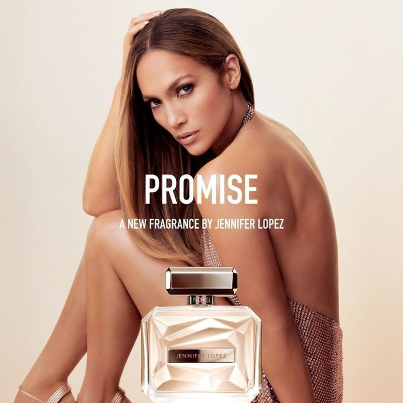 Jennifer Lopez promise perfume