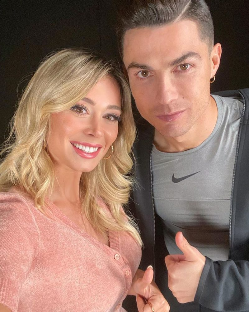 Ronaldo Gives an Incredible Interview to Diletta