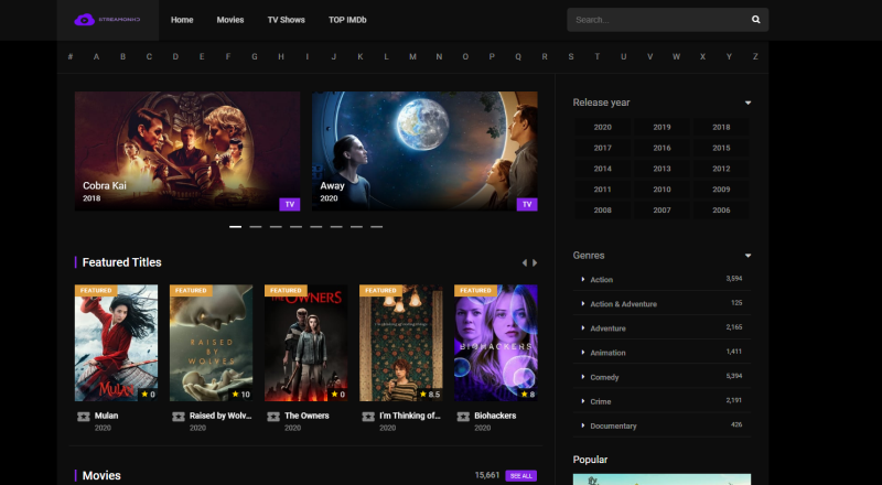 MaxHD4u: Best Websites to Watch Free Movies Online Without Ads