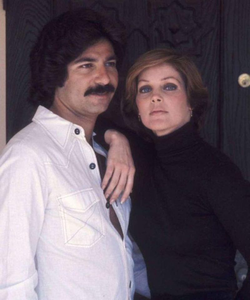 Romantic Pictures Of Priscilla Presley And Robert Kardashian Revealed