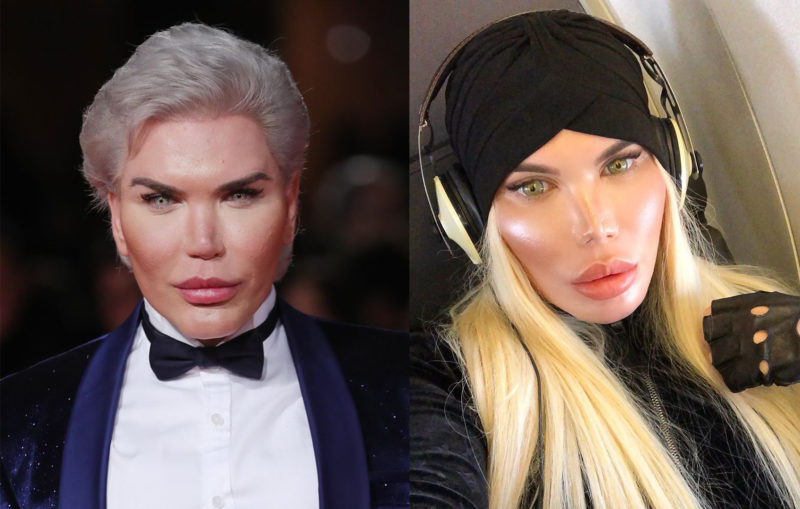 'Human Ken Doll' now says she's trans and channelling Barbie