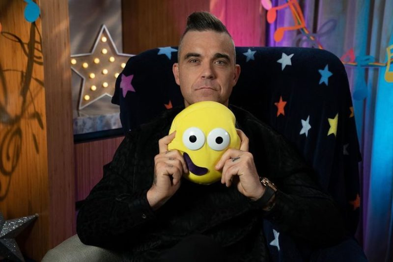 Robbie Williams Becomes a Father for the Fourth Time