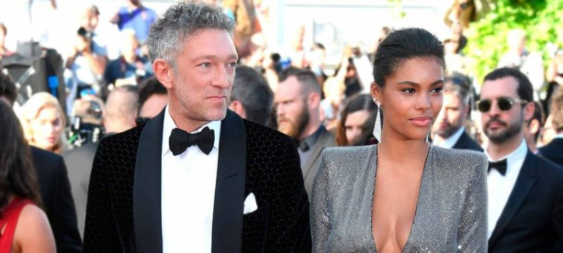 Vincent Cassel's Wife Tina Kunakey Is Vacating in Rio ...