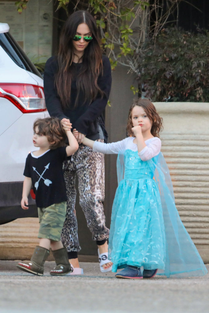 Megan Fox's Son Loves to Wears Dresses and Gets Bullied ...