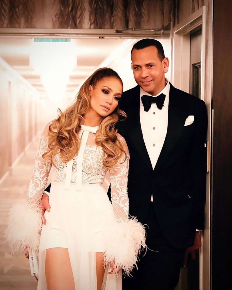 Jennifer Lopez and Alex Rodriguez Planning a Movie Together6