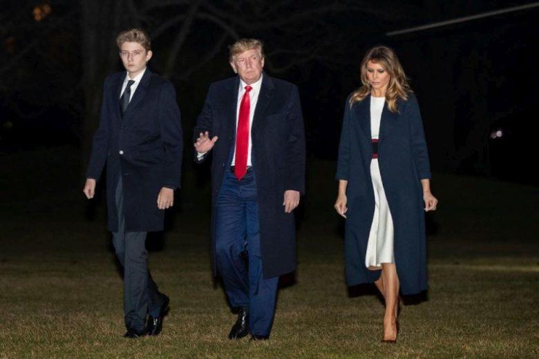 Barron Trump
