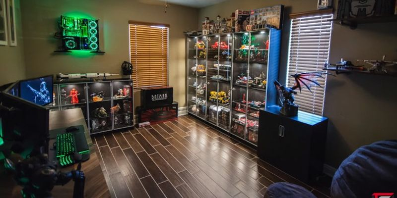 Top 7 Video Gaming Room Setup Ideas 2020 Gamer S Guide Demotix