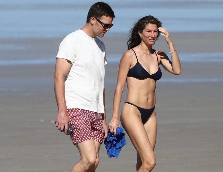 Tom Brady And Gisele Bundchen Show Their Athletic Bodies In Costa Rica Demotix