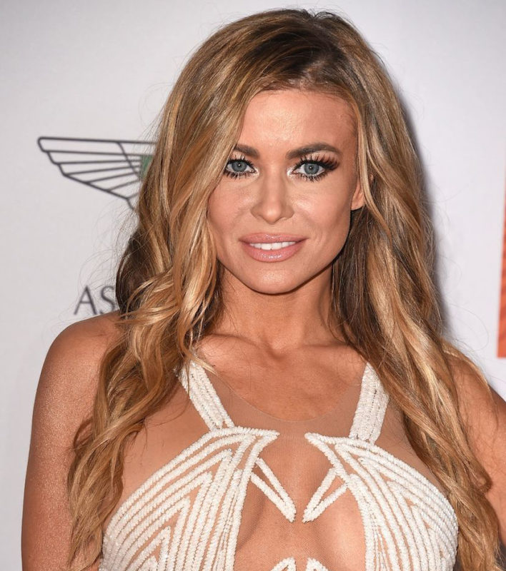 Carmen Electra Turns 48 And Looks As Good As Ever Demotix