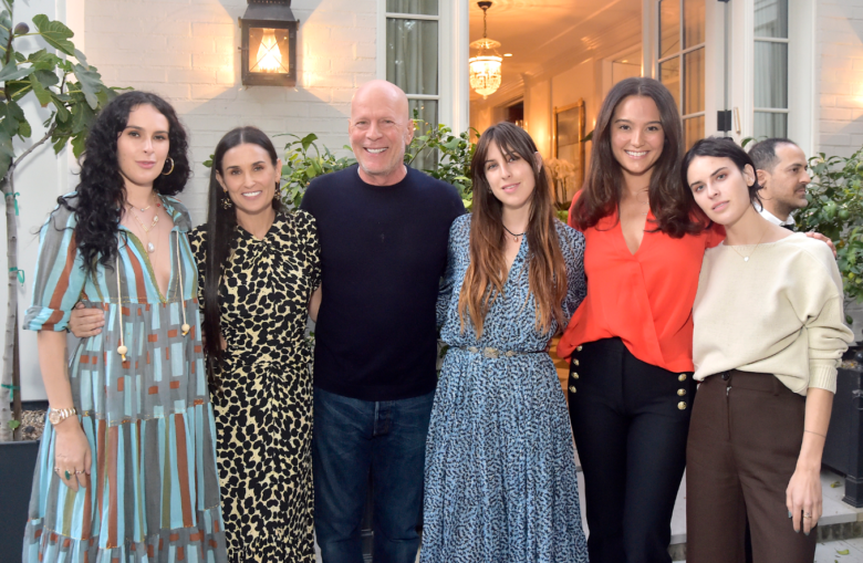 Bruce Willis and Demi Moore Quarantine Together: Fans Ask ...