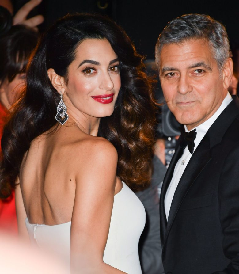 George and Amal Clooney Splash $112.000 on Kids' Playhouse ...