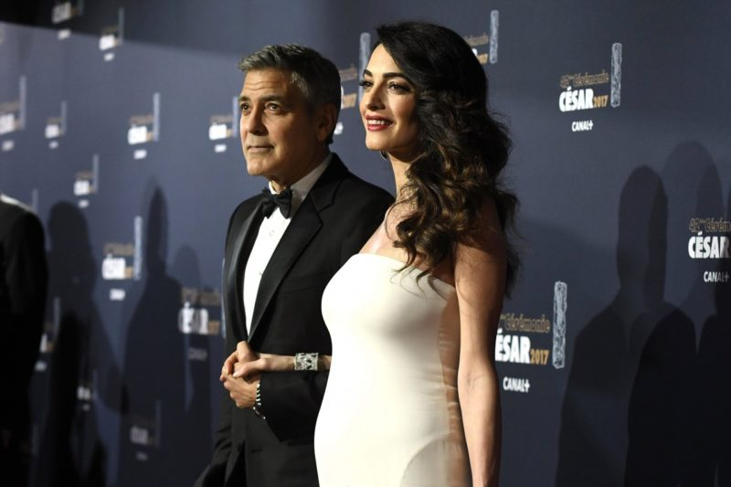 George And Amal Clooney Splash $112.000 On Kids' Playhouse