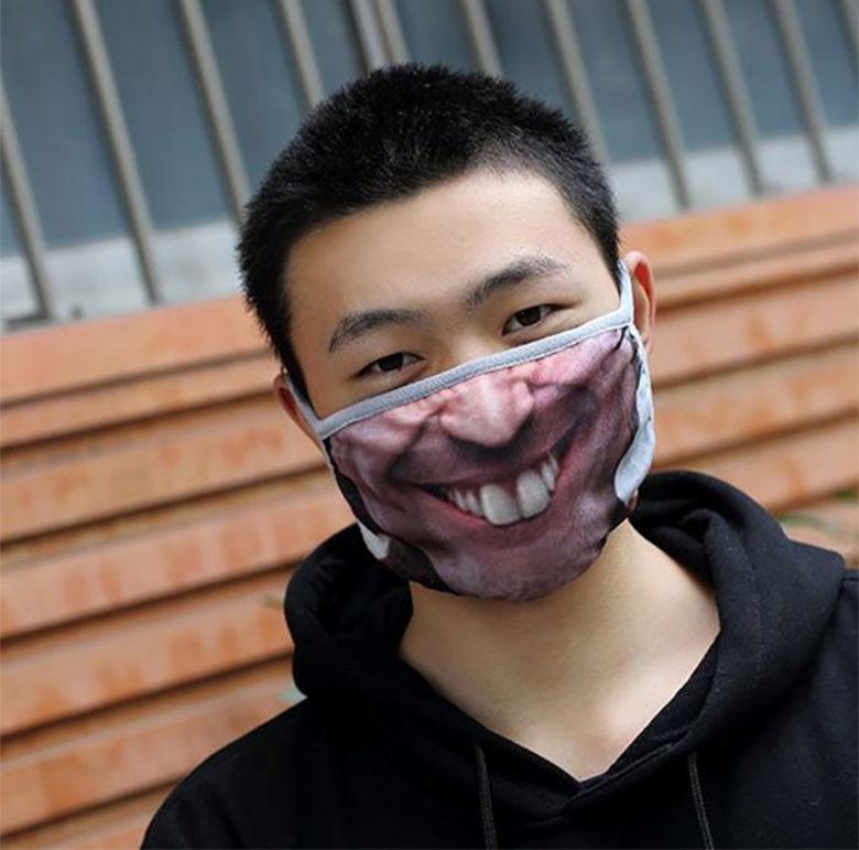 Most Creative Face Masks Made During Coronavirus Lockdown
