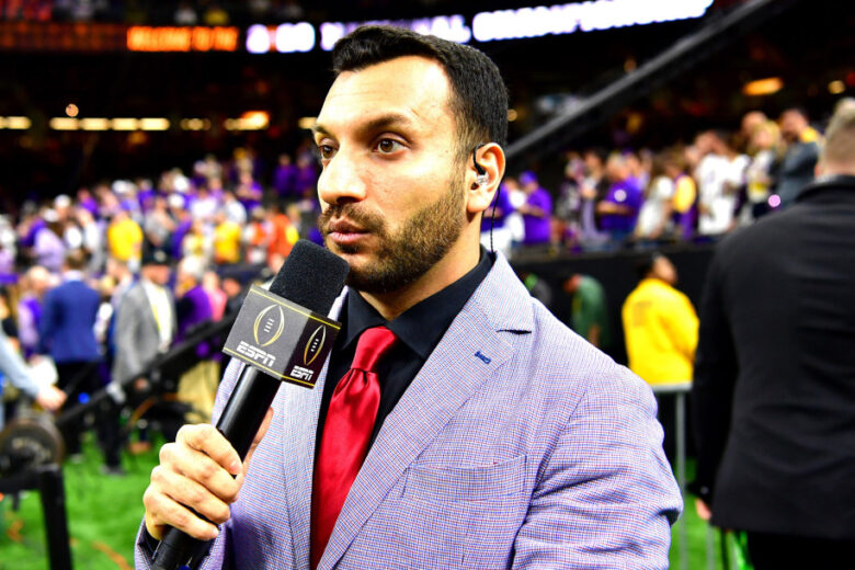 Adam Amin Gets Another Broadcasting Gig After Leaving ESPN