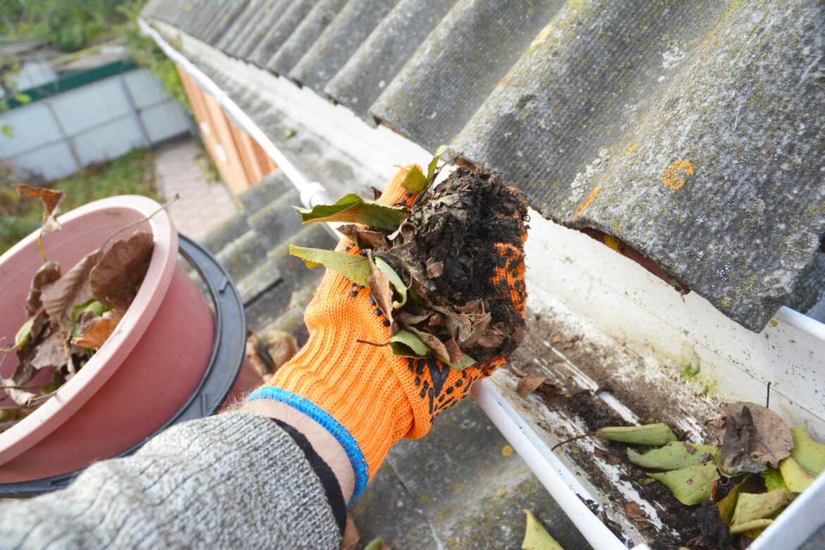 9 Common Problems Caused by Clogged Gutters – 2020 Guide