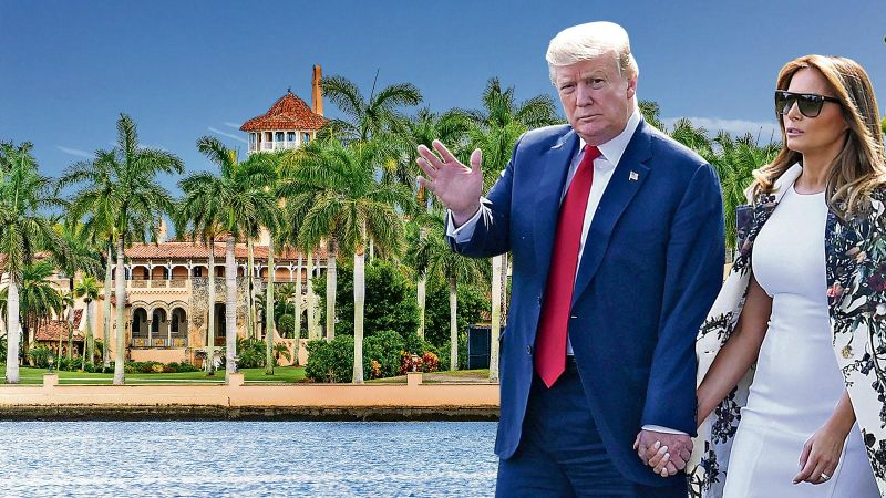 It is Fun Being a Trump – Beach House For Sale at Staggering Price
